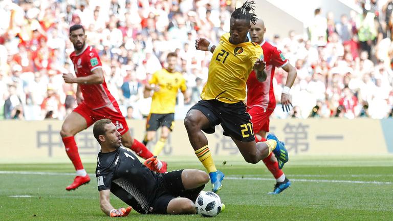 Belgium megmutatta, mi az a támadófutball, 5-2-re ütötte ki Tunéziát