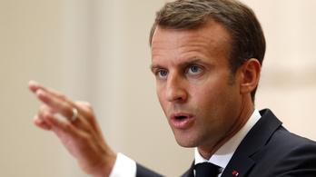 Macron pénzügyi szankciókkal sújtaná a migránsokat elutasító EU-tagokat