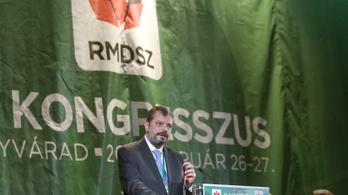 Kilépett az RMDSZ-ből Eckstein-Kovács Péter, betelt nála a pohár