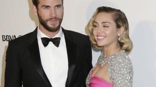 Úgy néz ki, hogy Miley Cyrus férjhez ment. Megint!