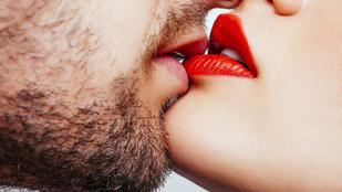 5 jó dolog, amit egy csók tesz a szervezeteddel