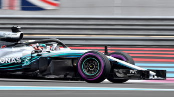 Hamilton nyert, Vettel leszorult a dobogóról