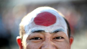 Japán kétszer is felállt, 2-2-t játszott Szenegállal
