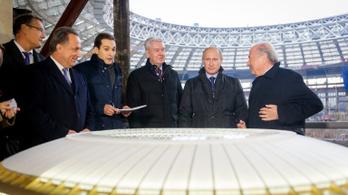 A FIFA elhallgatta az összes orosz futballista doppingesetét