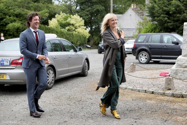 Ők egy színészpár, de nem a Trónok harcából: Jack Donnelly és Malin Åkerman.