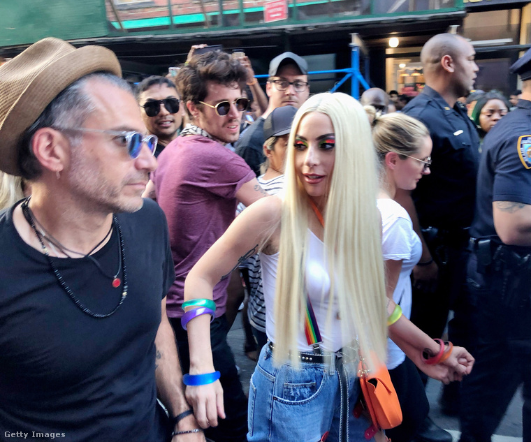 Lady Gaga sem hiányzott.