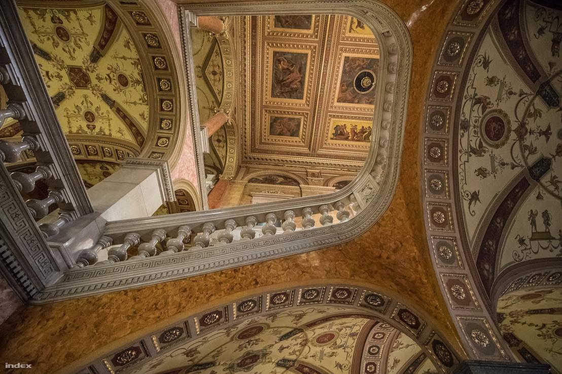 Ybl valódi reneszánsz palotát alkotott