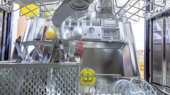 Miért szárad olyan lassan a műanyag a mosogatógépben?