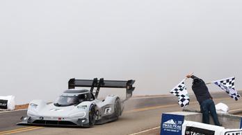 Elektromos űrhajó nyomta le Loeb megdönthetetlennek hitt Pikes Peak-rekordját