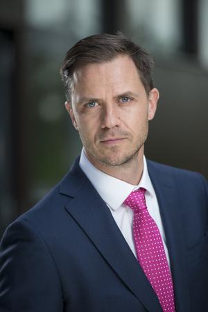 Property Market Kft ügyvezetőjét, Árendás Gergely. Fotós: Molnár Péter
