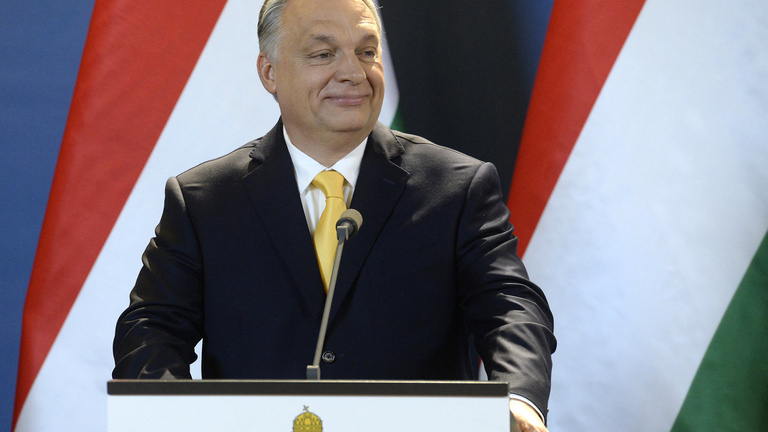 Villáminterjú Orbán Viktorral