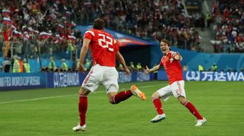 Uruguay az A csoport első helyezettje