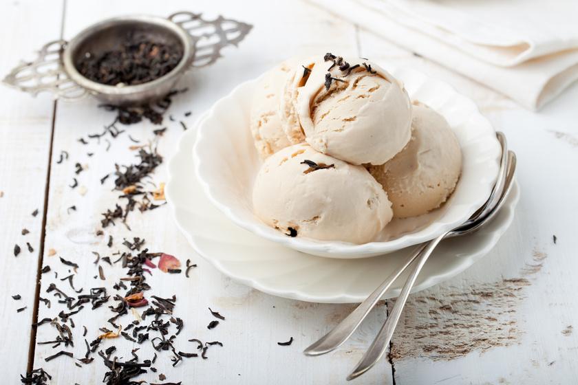 Earl Grey fagylalt házilag: nemcsak a tea szerelmesei imádják majd