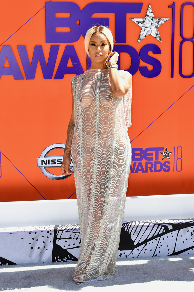 Alexis Skyy egyébként egy realitysztár a Love & Hip Hop: Hollywood című műsorból
