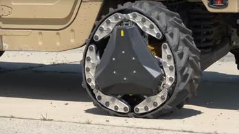 GXV-T: a katonai terepjárók jövője?