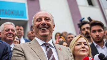 A török választás második helyezettje elismerte Erdogan győzelmét
