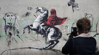 Nekünk imposztor jutott, de Párizsban hét Banksy-alkotást találtak