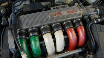 Totalcar Erőmérő: Alfa Romeo 156 2.5 V6 – 2002.