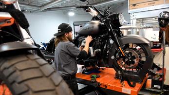 A Harley Davidson az EU-vámok miatt külföldre viszi a gyártást