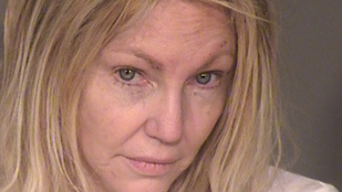 Órákkal azután, hogy kiengedték a börtönből, túladagolta magát Heather Locklear
