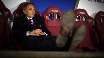 Máris menesztették a Sporting múlt héten kinevezett edzőjét