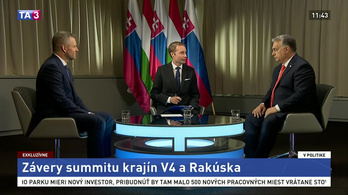 Magyar mintára vegzálná a civileket a szlovák kormányfő