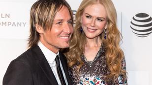 Nicole Kidman és Keith Urban 12 év alatt egyszer sem küldtek egymásnak üzenetet