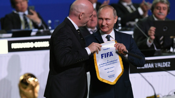 A FIFA olyan, mint a maffia, az alvilág már a sportban van