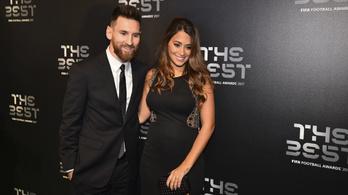 Messi csak a felesége miatt nem ment még haza a vb-ről