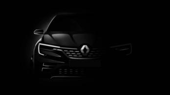 Új modellt villant fel a Renault