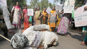A nők számára India a világ legveszélyesebb országa