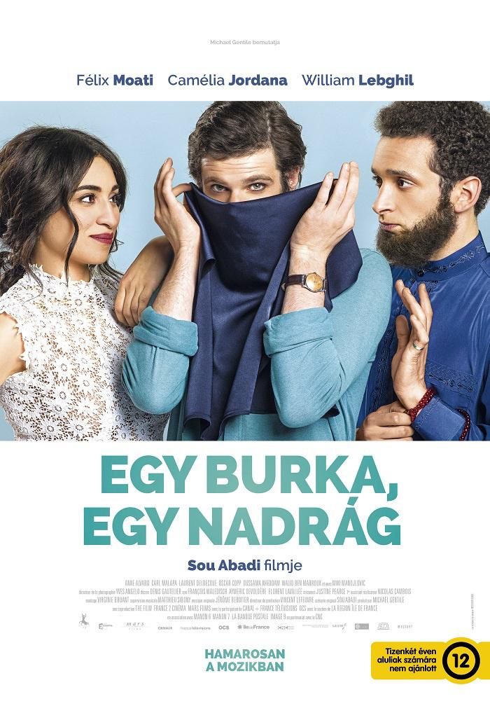 egy burka egy nadrag plakat