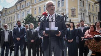 Nem sikerült elmeszelni az ellenzék közös jelöltjét a 8. kerületben