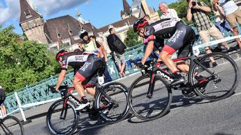 Ellehetetlenítették Budapesten a Tour de Hongrie-t