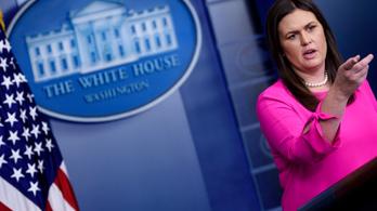Titkosszolgálati védelmet kap a Fehér Ház szóvivője