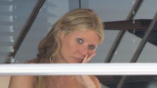 Gwyneth Paltrow úgy vakációzik, mint egy nyári szüneten lévő diák