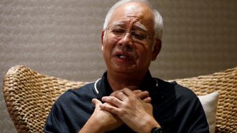 76 milliárd forintnyi érték volt a korrupt maláj miniszterelnöknél