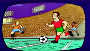 Ha megint bejön a Simpson család jóslata, ez a két csapat játssza majd a vb-döntőt