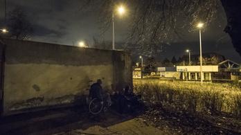 Beadták a hajléktalanokat kitiltó törvénytervezetet