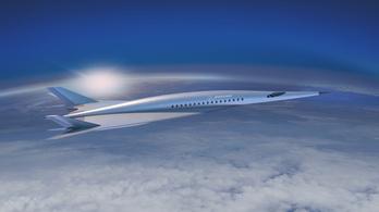 6500 km/órával repülő Boeinget terveznek