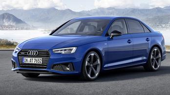Új Audi A4-es az év végére