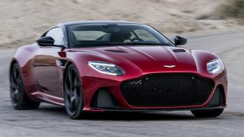 DBS Superleggera, az Aston Martinok új csúcsa
