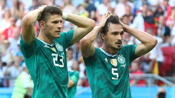 Németország kiesett a vb-ről