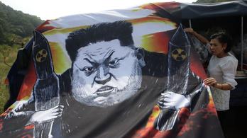 Észak-Korea még mindig fejleszti nukleáris fegyverzetét