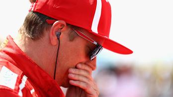 A Toyota ralicsapatánál tárt karokkal várják Räikkönent