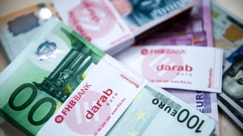 Soha nem ért még ilyen keveset a pénzünk az euróhoz képest