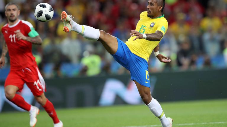 Brazília játszott egy jót a sportszerű szerbekkel