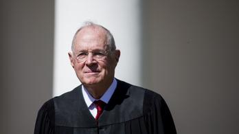 Visszavonul az egyik legfelsőbb bíró, Trump választhatja ki utódját
