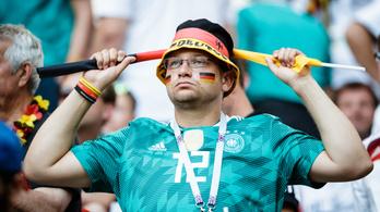 Egy év alatt porladt szét a német topcsapat