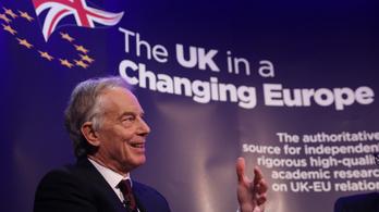 Tony Blair szerint a brexit egy katasztrófa, de még meg lehet állni a szakadék előtt